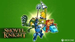 Xbox one 2d横版卷轴游戏《铲子骑士》将于下周发布