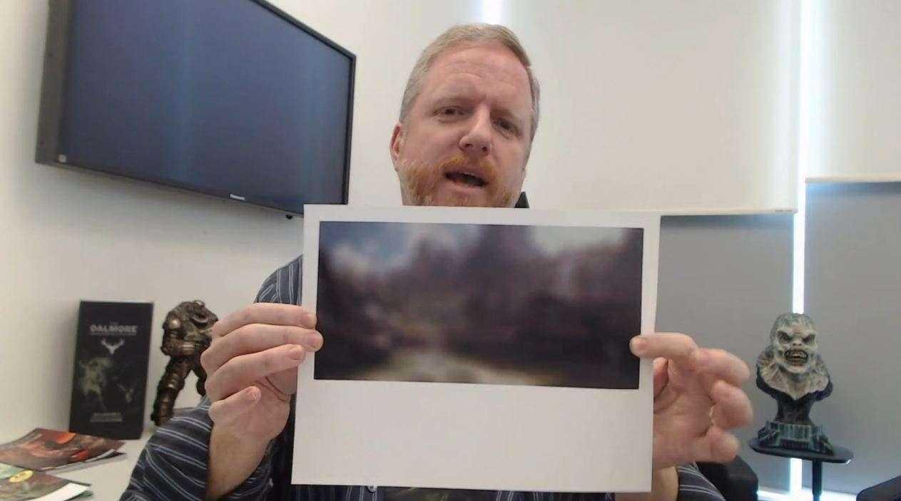 罗德 弗格森刻意模糊了接下来的战争机器游戏的图片